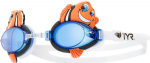 Tyr Goggles Character Happy Fish (orange)